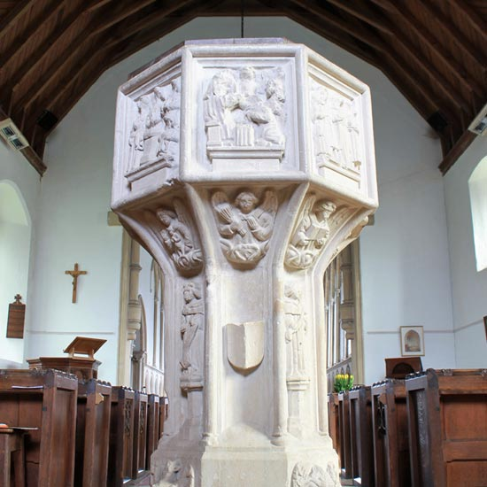 QR-Bank-Font-Burgh-next-AylshamParishChurch