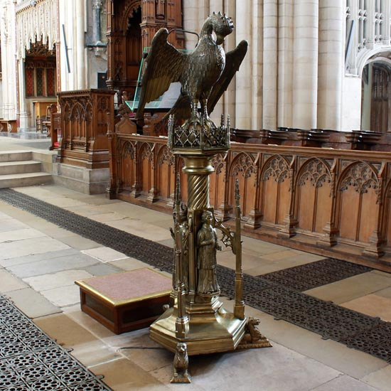 QR-Bank-Lectern-NorwichCathedral