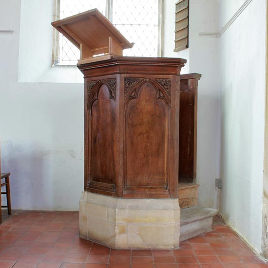 QR-Bank-Pulpit-Burgh-next-AylshamParishChurch